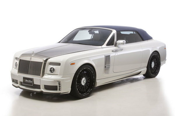 ROLLS-ROYCE PHANTOM Drophead Coupe Sports Line Black Bison Edition 07y〜 KIT PRICE (F,S,R)