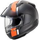 アライ(ARAI) バイクヘルメット フルフェイス アストラル-X ツイストオレンジ