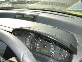 オートリメッサ スイフト・スイフトスポーツ用メーターフード+インフォパネル2点セット(カーボン調)です。