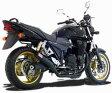 ヨシムラSUZUKI GSX1400(〜05)機械曲ストレートサイクロンSB(Stainless Black 塗装)【smtb-f】