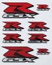 プレミアムステッカー GSX-R
