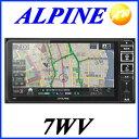 クーポンで3%off!7/11 14:59迄!7WV ALPINE アルパイン 7型WVGA 200mmナビ