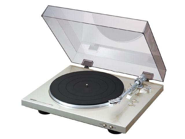 DP-300F SP(プレミアムシルバー) DENON(デノン) レコードプレーヤー