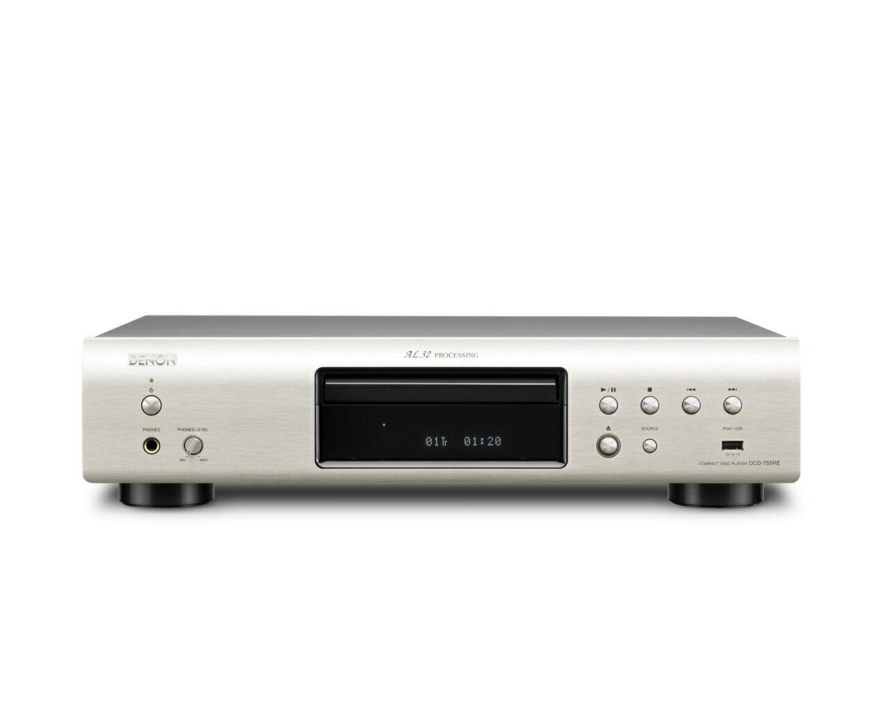 DCD-755RE SP(プレミアムシルバー)DENON(デノン) CDプレーヤー