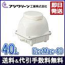 【国産】 新品 フジクリーン [MAC-40Rの後継機種] 国産 フジクリーン EcoMac-40 エア
