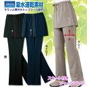 1,000円《LL・3Lサイズ》【ボトムス】スカート付ジャ