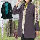1,980円【トップス】《M・L・LLサイズ》ステッチ使い切替コート3色jk898-2