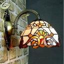 楽天アヴィオスステンドグラス ブラケットライト 壁掛け照明 ヨーロッパスタイル アンティーク