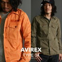 AVIREX 公式通販 |ロングスリーブ オーバー ダイド アーミー シャツL/S OVER DYED ARMY SHIRT【送料無料】