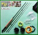 ツインモーション フライタックルセット #3! フライフィッシング パックロッド 釣り竿 セット 他 釣具 アボカド商店 にて多数取り扱い中!
