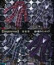 チェックシャツ メンズ 半袖シャツ 4カラー 【B】【imp】ブロードチェック 7分袖シャツ ビズポロ アメカジ サロン モテ系 赤 白 黒 紫 緑 【楽ギフ_包装】10P31Aug14