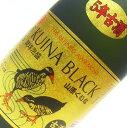 ショッピング琉球 山原くいな BLACKゴールド5年古酒 43度 720ml 琉球泡盛_CPN 沖縄 泡盛 古酒