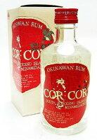 COR COR(コルコル)AL 40% 300ml :グレイスラム 沖縄 泡盛 ラム酒お中元 御中元 出産祝い ギフトお中元