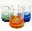 RoomClip商品情報 - 「琉球ガラス」潮騒でこぼこグラス