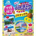 沖縄限定 ハイチューパイナップル味(5本入り)森永製菓...
