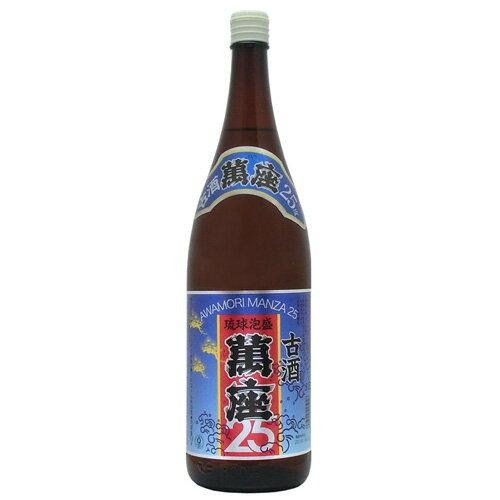 【泡盛】【古酒】【恩納酒造】萬座 25度/1800ml 【琉球泡盛_CPN】_古酒