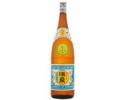 【泡盛】【瑞泉酒造】瑞泉 (新酒) 43度/18...の商品画像