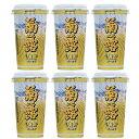 【泡盛】【古酒】菊の露カップ VIPゴールド古酒×6個セット 【琉球泡盛_CPN】_古酒