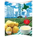 北海道産じゃがいも使用 北海道じゃがいもポタージュ 4食入(20g×4袋入)