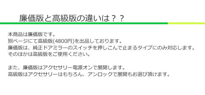 トヨタ ノア・ヴォクシー R7#系 廉価版!ド...の紹介画像2