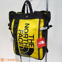 THE NORTH FACE(ザ・ノースフェイス) BC FUSE BOX TOTE NM81503 Col.SG:サミットゴールド[ユニセックス/トートバッグ・バックパック/イエロー系/正規品] ▲2