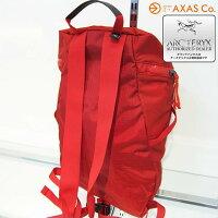 ARC'TREYX(�������ƥꥯ��)Cierzo18Backpack(14433)Col.DiabloRed�Υ�˥��å������Хå�����åɷϡ�������]