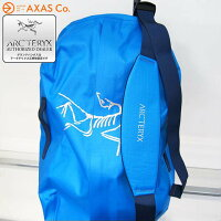ARC'TREYX(�������ƥꥯ��)CarrierDuffel35(13959)Col.VulteeBlue�Υ�˥��å��������åե�Хå����֥롼�ϡ�������]