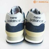 newbalance(�˥塼�Х��)ML574VNCol.NAVY�Υ�˥��å��������塼�����ͥ��ӡ��ϡ�������]