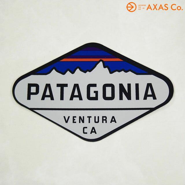 パタゴニア Fitz Roy Crest Sticker