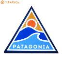 patagonia(パタゴニア) Rolling Thru Sticker 92072 ステッカー