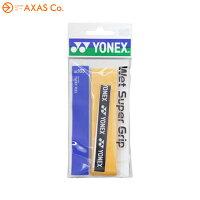 YONEX(ヨネックス) ウェットスーパーグリップ (AC103) 1本入 Col.005:オレンジORの画像