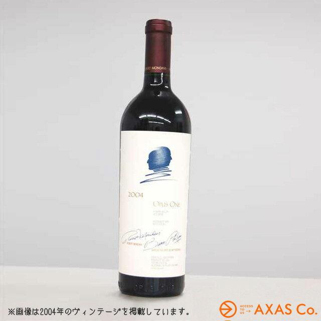 【送料・クール便料無料】 オーパス・ワン(Opus One) 【2012】 [赤/750ml/カリフォルニア]