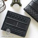 二つ折り財布 財布 065622 カステルバジャック CASTELBAJAC エポス