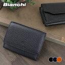 ショッピングビアンキ ビアンキ BIANCHI ボタン留め三つ折り財布 3つ折り財布 DEFI デフィー BIC1003