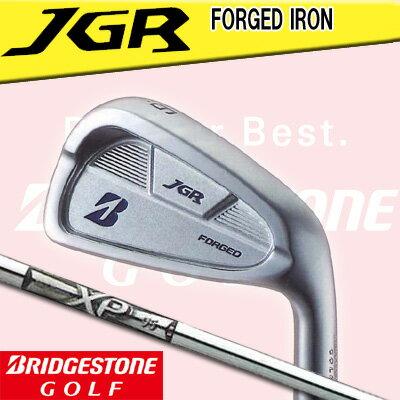 【JGR FG】【15年】【66%OFF】ブリヂストン ゴルフ JGR FORGED(JGR フォージド)単品アイアン XP95スチールシャフト