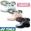 YONEX(ヨネックス)パワークッション SHG700L レディース ゴルフ&タウンシューズ