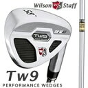 Wilson Staff(ウィルソン) Tw9 PERFORMANCE WEDGES ダイナミックゴールドシャフト