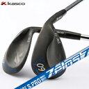 【ゼロス7】Kasco(キャスコ)■黒■ ドルフィンウェッジ DW113BLK N.S.PRO ZEROS7(ゼロス7)スチールシャフト(メンズ)