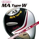 【84%OFF】S-YARD Senfina(センフィナ)【日本正規品】MA Type-Wレディース フェアウェイウッド Motoreカーボンシャフト