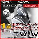 ■16-17年/TW-W■本間ゴルフ(ホンマゴルフ) 日本仕様 ツアーワールド TW-W FORGED ウェッジ スチールシャフト 2016-17年カタログ掲載モデル