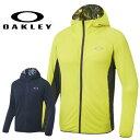 【16春夏】OAKLEY(オークリー)461426JP Accelerator Light Fleece Jacket 2.0長袖フルジップパーカー