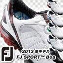 【13年】 FOOTJOY(フットジョイ) ゴルフシューズ FJ SPORT Boa(#53254/#53233/#53248/#53276/#53260)