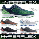【15年】FOOTJOY(フットジョイ) HYPERFLEX Boa(ハイパーフレックスボア)ゴルフシューズ(#51001/#51018/#51053/#51061/#51078)