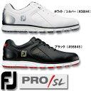 【17年】FOOTJOY(フットジョイ) PRO SL(プロ エスエル)(WIDE=2E)ゴルフシュ