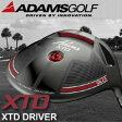 ADAMS GOLF(アダムスゴルフ)【日本正規品】XTD チタンドライバー MITSUBISHI RAYONカーボンシャフト 【02P27May16】