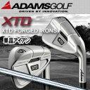 【14年】ADAMS GOLF(アダムスゴルフ)【日本正規品】XTD FORGED(XTD フォージド)単品アイアン N.S.PRO 950GHスチールシャフト