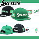 SRIXON(スリクソン)フラット キャップ/USモデル【SRIXON/Z STAR刺繍入り】