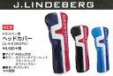 【16年最新】J.LINDEBERG(J.リンドバーグ)JL-413 ドライバー用 ヘッドカバー