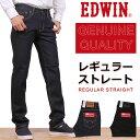 EDWIN レギュラーストレートエドウィン/エドウイン/E1993_0100_0175アクス三信/AXS SANSHIN/サンシン