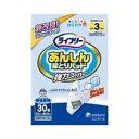 ライフリー 尿とりパッドスーパー男性用 30枚×6P【ユニチャーム】